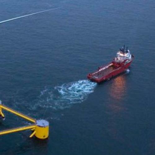 WindFloat Atlantic, primer proyecto de eólica flotante de 2020