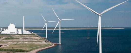 La energía eólica marina para la producción de hidrógeno renovable