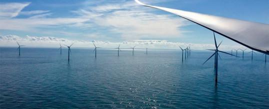 La energía eólica marina puede cubrir el 30% de la demanda eléctrica