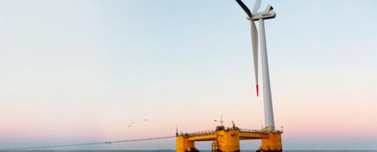 WindFloat Atlantic ya suministra energía limpia