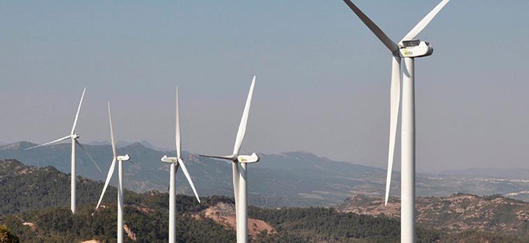 Planta de hidrógeno a partir de energía eólica