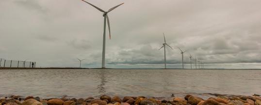 Así es la primera planta de hidrógeno verde con energía eólica
