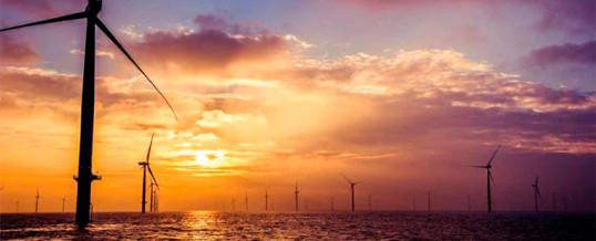 Nueva turbina de 15 MW para la energía eólica offshore