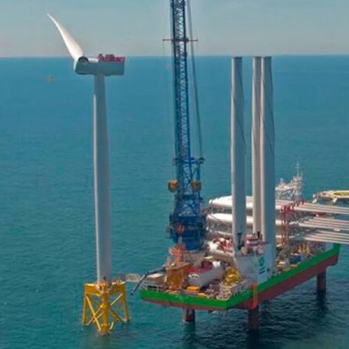 Iberdrola toma el 100% de un megaproyecto eólico marino