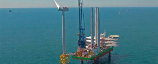 Iberdrola toma el 100% del proyecto eólico marino de Saint-Brieuc