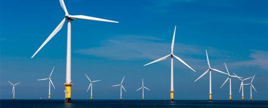 La eólica offshore, foco del sector del metal gallego