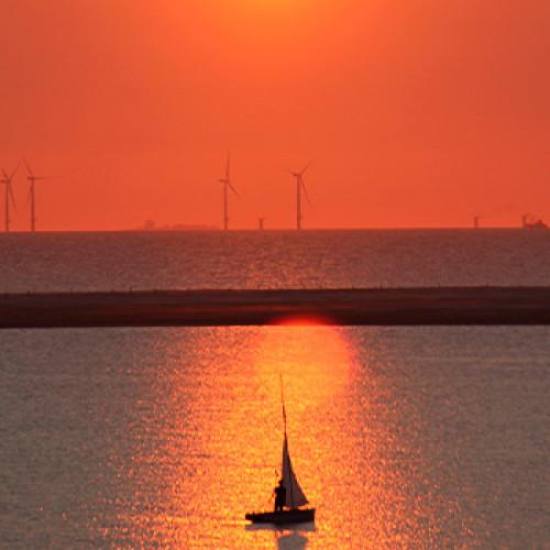 El parque eólico marino global crecerá en los próximos años