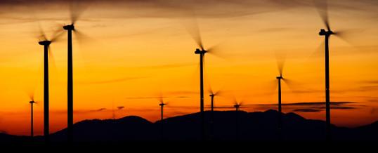 El 96% de los fabricantes eólicos europeos continúan operando