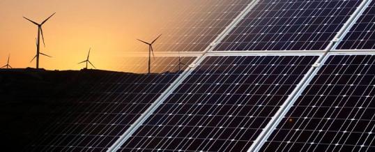 El covid-19, una ventana de oportunidad para las energías renovables