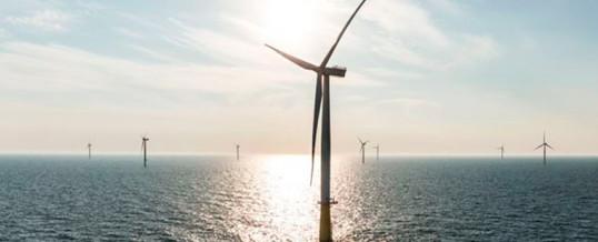 Alemania impulsa energía eólica marina con Siemens Gamesa
