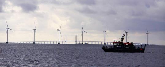 Pionero aerogenerador flotante en España