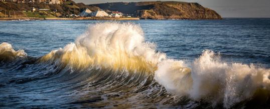 Nuevo dispositivo energético que aprovecha y almacena la energía de las olas