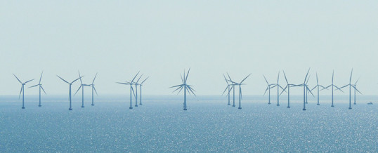 Primer parque eólico flotante del Mediterráneo