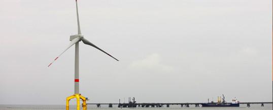 Se pone en marcha el parque eólico flotante Windfloat Atlantic