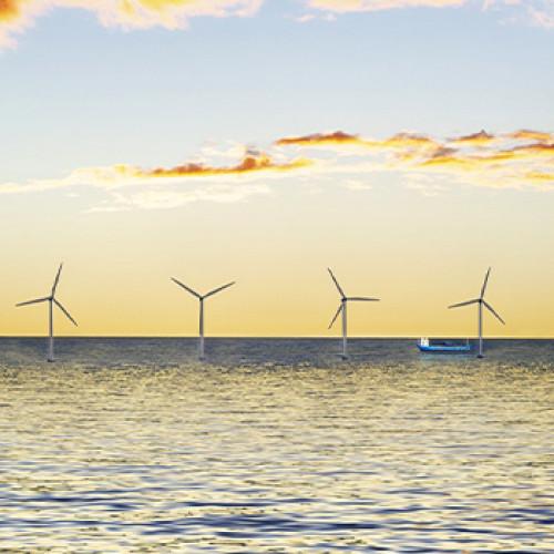 la eólica marina en España
