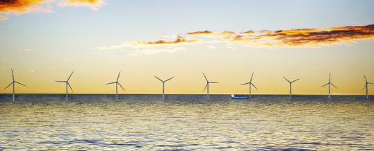 Gran potencial para la eólica marina en España