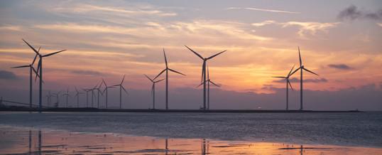 Iberdrola pone en funcionamiento su mayor parque eólico marino
