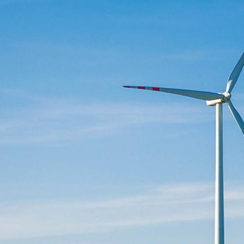 Proyecto eólico marino