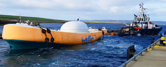 Se desarrolla un nuevo prototipo que genera electricidad a partir de la energía de las olas