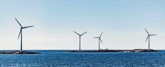 El Mar Báltico, nueva potencia eólica