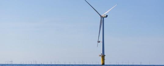 Grandes previsiones para la energía eólica marina en Europa