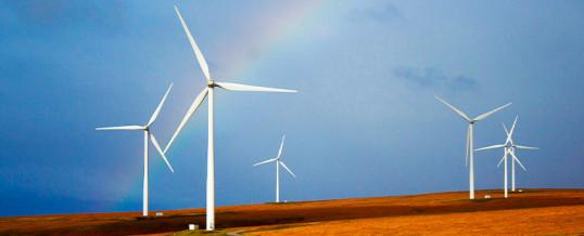 Las energías renovables representarán el 43,6% de la electricidad generada en 2020 en España
