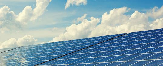 Las energías renovables generan más electricidad que los combustibles fósiles en Europa