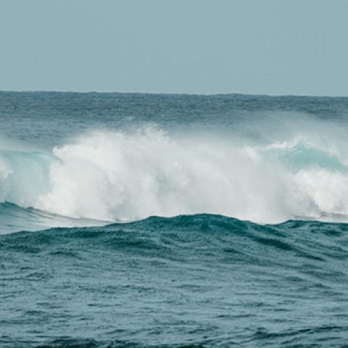 energía de las olas