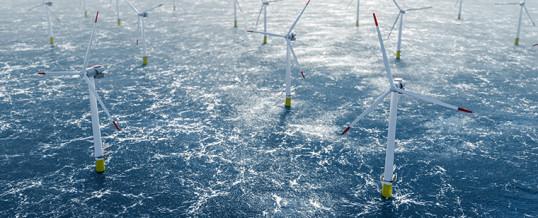 La eólica marina excluye a España de la carrera millonaria mundial