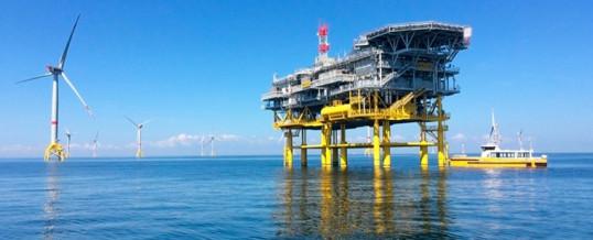 Iberdrola y 50Hertz construirán la subestación del parque eólico marino Baltic Eagle