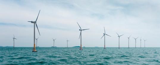 Iberdrola y la eólica marina flotante en España