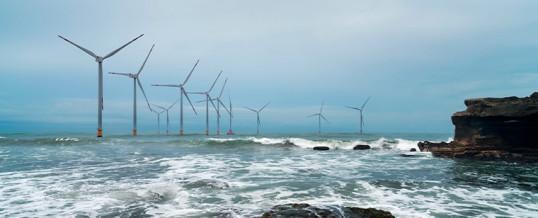 Una apuesta por la potenciación de los parques eólicos marinos