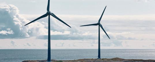 Polonia apuesta por la energía eólica marina